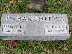 Lila Lee <i>Morgan</i> Hancher