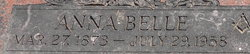 Anna Belle <i>Reese</i> Chaplin