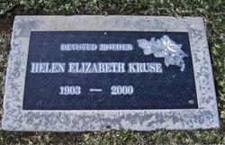 Helen Elizabeth <i>Oakason</i> Kruse