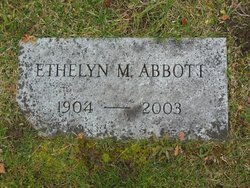 Ethelyn M. <i>Jackson</i> Abbott