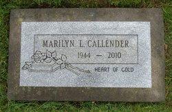 Marilyn Leah <i>Thompson</i> Callender