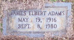 James Elbert Adams