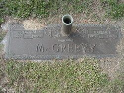 Marian Lucy <i>Fuller</i> McGreevy