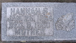 Hannah <i>Hanson</i> Mendell
