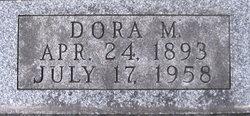 Dora Mary <i>Mendell</i> Sevick