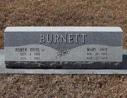 Homer Deihl Burnett, Sr