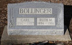 Ruth M Bollinger