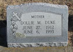 Dollie M Duke