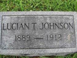 Lucian T Johnson