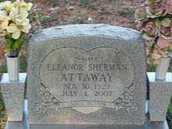 Eleanor <i>Sherman</i> Attaway