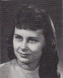 Marcella Ann Marcie Evans