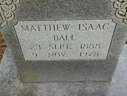 Matthew Isaac Ball