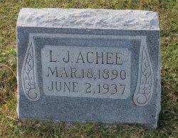 L. J. Achee