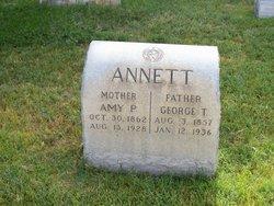 Amy P. Annett