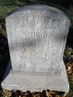 Catherine M. <i>McWherter</i> Butler