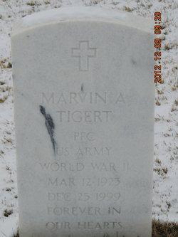 Marvin A Tigert