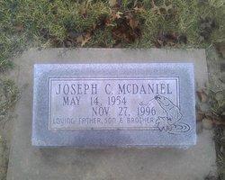 Joseph Clarence Joe McDaniel