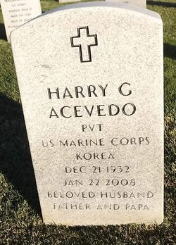 Harry Geronimo Acevedo