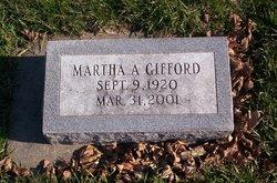 Martha A. Gifford