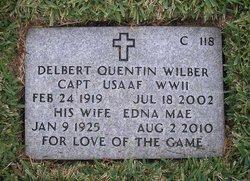 Delbert Quentin Wilber