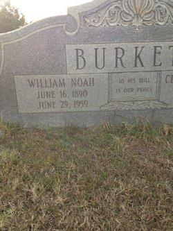 William Noah Burkett