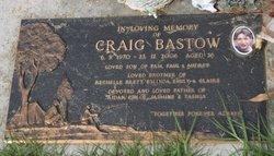 Craig Bastow
