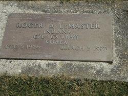 Roger Allen LeMaster