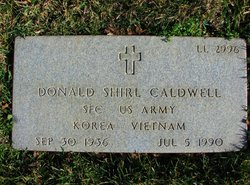 Donald Shirl Caldwell