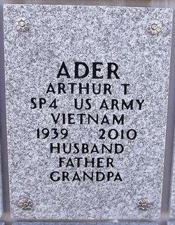 Arthur Thomas Ader