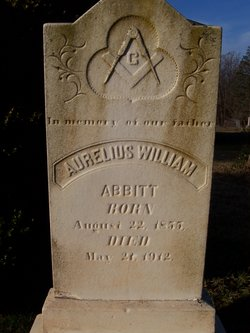 Aurelius William Abbitt, Sr