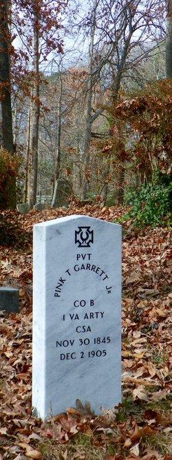 Pinkethman T Garrett