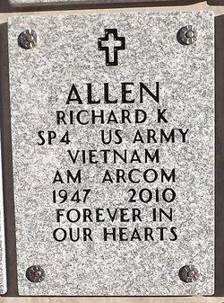 Richard Kim Allen