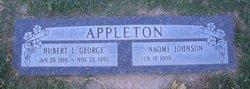 Naomi <i>Johnson</i> Appleton