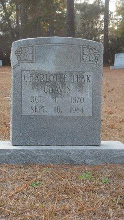 Charlotte <i>Leak</i> Chavis