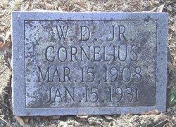 W. D. Cornelius, Jr