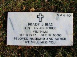 Brady Jordan Bias