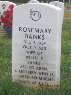 Rosemary Rusty <i>Todd</i> Banks