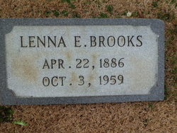Lenna <i>Whitefield</i> Brooks