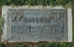Mary J McClure