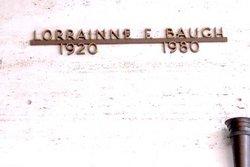 Lorrainne Fern Baugh