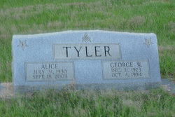 George W Tyler