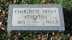 Charlotte <i>Trout</i> Atherton