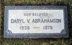 Daryl Vance Abrahamson