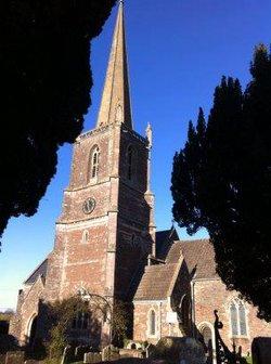 Saint Michael's Churchyard