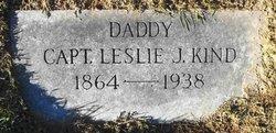 Capt Leslie J. Kind
