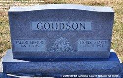Elouise <i>Pearce</i> Goodson