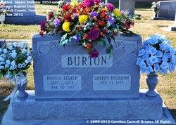 Sherry Kay <i>Holliday</i> Burton