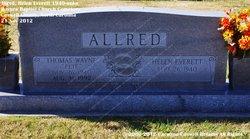 Helen <i>Everett</i> Allred