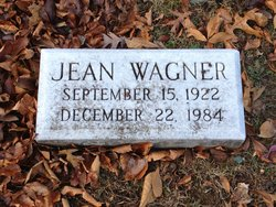 Jean <i>Wagner</i> Peddy