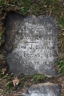 Louisa G. <i>Benton</i> Gontrum